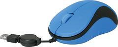 Фото Defender #1 MS-960 Blue USB