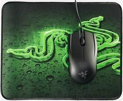 Razer Abyssus 2000+Goliathus Black USB
