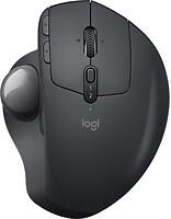 Фото Logitech MX Ergo Black Bluetooth/USB (910-005179)