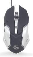 Gembird MUSG-07 Black-Grey USB