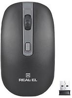 REAL-EL RM-303 Black-Grey USB