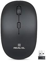 Фото REAL-EL RM-301 Black USB