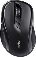 Rapoo M500 Silent Black Bluetooth