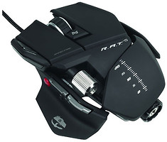 Cyborg R.A.T 5 Gaming Mouse Black USB