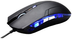 E-Blue Cobra EMS108BK Black USB