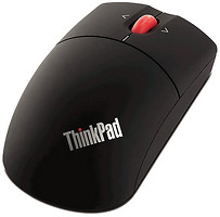 Lenovo ThinkPad Laser Mouse Black Bluetooth (0A36407)
