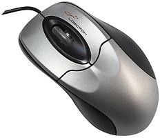 Logicfox LF-MS 010 Black-Silver USB