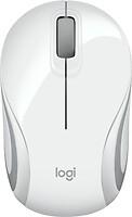 Logitech M187 White-Silver USB (910-002740)