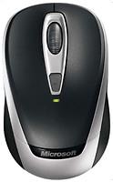 Microsoft Wireless Mobile Mouse 3000 Black USB (6BA-00011)