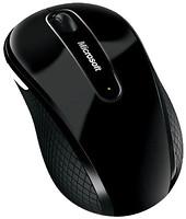 Microsoft Wireless Mobile Mouse 4000 Galaxy Black USB (D5D-00114)