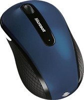 Microsoft Wireless Mobile Mouse 4000 Limited Edition Wool Blue USB