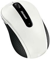 Фото Microsoft Wireless Mobile Mouse 4000 White USB (D5D-00012)