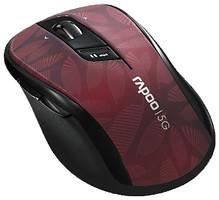 Rapoo 7100P Red-Black USB