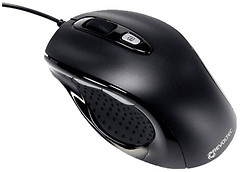Revoltec Wired Mouse W102 Black USB