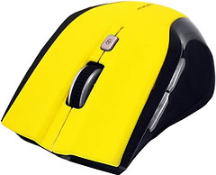 Фото Logicfox LF-MS 043 Black/Yellow USB