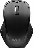 Delux DLM-389GB+G01UF Black USB