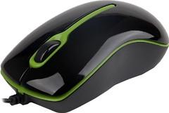 Gembird MUS-U-004-G Black-Green USB