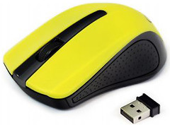 Gembird MUSW-101-Y Yellow USB