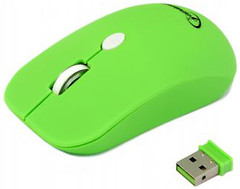 Gembird MUSW-102-G Green USB