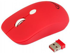 Gembird MUSW-102-R Red USB