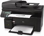 Фото HP LaserJet Pro M1212nf MFP