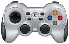 Фото Logitech Wireless Gamepad F710