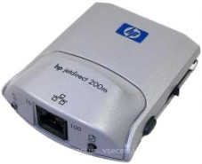Фото HP JetDirect 200m (J6039C)