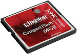 Фото Kingston CompactFlash Ultimate 266x 64Gb