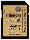 Фото Kingston Ultimate SDXC Class 10 UHS-I 256Gb