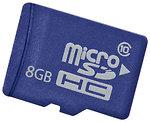 Фото Exceleram microSDHC Class 10 8Gb
