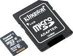 Фото Kingston microSDXC UHS-I U1 45MB/s 128Gb