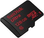 Фото SanDisk Ultra microSDXC UHS-I 80MB/s 128Gb
