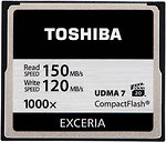 Фото Toshiba Exceria CompactFlash 1000x 32Gb