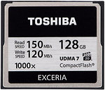 Фото Toshiba Exceria CompactFlash 1000x 128Gb