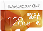 Фото Team Group Color Card microSDXC Class 10 UHS-I U1 128Gb