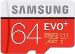 Фото Samsung Evo Plus microSDXC Class 10 UHS-I U1 64Gb
