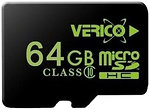 Фото Verico microSDXC Class 10 64Gb