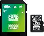 Фото GoodRAM microSDHC UHS-I U3 16Gb