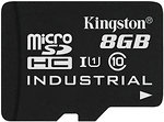 Фото Kingston Industrial microSDHC UHS-I 8Gb
