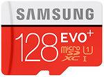 Фото Samsung Evo Plus microSDXC Class 10 UHS-I U1 128Gb