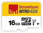 Фото Strontium Nitro microSDHC Class 10 UHS-I 16Gb