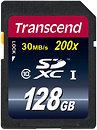 Фото Transcend Premium SDXC Class 10 200x 128Gb
