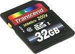 Фото Transcend Premium SDHC Class 10 200x 32Gb