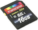 Фото Transcend Premium SDHC Class 10 200x 16Gb