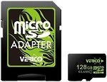 Фото Verico microSDXC Class 10 128Gb