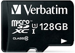 Фото Verbatim microSDXC Class 10 UHS-I 128Gb
