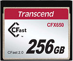 Фото Transcend CFast 2.0 CFX650 256Gb