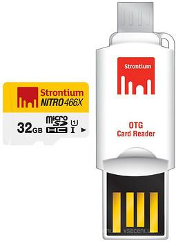 Фото Strontium Nitro microSDHC 466x UHS-I 32Gb