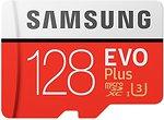 Фото Samsung Evo Plus microSDXC Class 10 UHS-I U3 128Gb