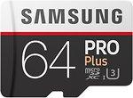 Фото Samsung Pro Plus microSDXC Class 10 UHS-I U3 64Gb
